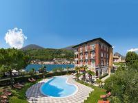 Urlaub Reisen  Italien Venetien Toscolano-Maderno Hotel Milano