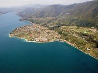Urlaub Reisen  Italien Venetien Toscolano-Maderno