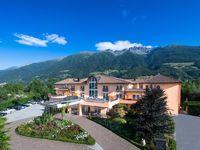 Urlaub Reisen  Italien Südtirol Prad am Stilfserjoch Hotel Garden Park