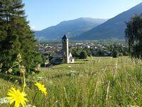 Urlaub Reisen  Italien Südtirol Prad am Stilfserjoch