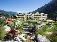 Urlaub Reisen  Österreich Salzburger Land Krimml Nationalparkhotel Klockerhaus