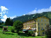 Urlaub Reisen  Österreich Salzburger Land Bad Gastein - Bad Hofgastein Hotel Helenenburg