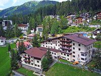 Urlaub Reisen  Österreich Tirol St. Anton Hotel Kertess