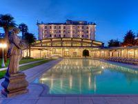 Urlaub Reisen  Italien Venetien Abano Terme Hotel President Terme