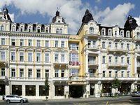 Urlaub Reisen  Tschechien Böhmen Marienbad Hotel Excelsior