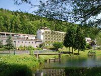 Urlaub Reisen  Deutschland Sachsen Erlbach Hotel Schwarzbachtal