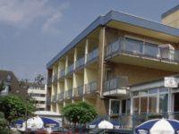 Urlaub Reisen  Deutschland Deutsche Küsten St. Peter-Ording Park Hotel
