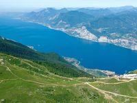 Urlaub Reisen  Italien Venetien Tignale