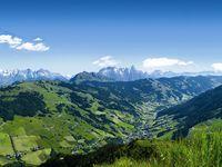 Urlaub Reisen  Österreich Salzburger Land Saalbach-Hinterglemm