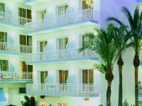 Urlaub Reisen  Spanien Festland Calella Hotel Miami