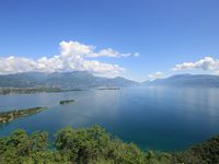 Urlaub Reisen  Italien Venetien Castelnuovo del Garda