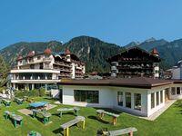 Urlaub Reisen  Österreich Tirol Mayrhofen Fun & Spa Hotel Strass