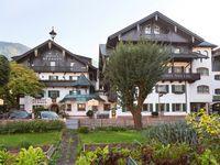 Urlaub Reisen  Österreich Tirol Mayrhofen Hotel Alpendomizil Neuhaus