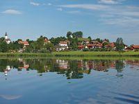 Urlaub Reisen  Deutschland Bayern Bad Bayersoien