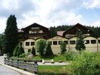 Urlaub Reisen  Deutschland Bayern Bayerisch Eisenstein Waldhotel Seebachschleife