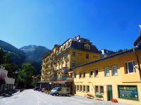 Urlaub Reisen  Österreich Salzburger Land Bad Gastein - Bad Hofgastein Hotel Mozart