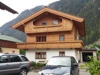 Urlaub Reisen  Österreich Tirol Mayrhofen Appartement Wechselberger