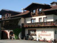 Urlaub Reisen  Deutschland Bayern Warzenried Parkhotel Böhmerwald