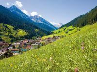 Urlaub Reisen  Österreich Tirol Tux