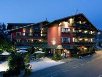 Urlaub Reisen  Österreich Tirol St. Johann in Tirol Hotel Brückenwirt