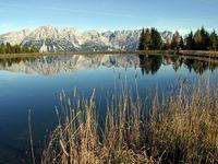 Urlaub Reisen  Österreich Tirol Ellmau