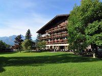 Urlaub Reisen  Österreich Tirol St. Johann in Tirol Kaiserhotel Kitzbühler Alpen