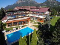 Urlaub Reisen  Deutschland Bayern Oberstdorf Hotel Wittelsbacher Hof