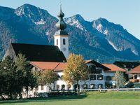 Urlaub Reisen  Deutschland Bayern Inzell Appartements Inzell