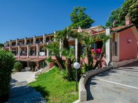 Urlaub Reisen  Italien Venetien Manerba del Garda Hotel Belvedere