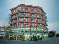 Urlaub Reisen  Italien Venetien Caorle Hotel Bellevue