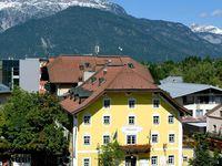Urlaub Reisen  Österreich Salzburger Land Saalfelden Hotel Hindenburg