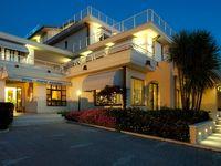 Urlaub Reisen  Italien Venetien Sirmione Hotel Porto Azzurro