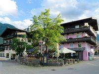 Urlaub Reisen  Österreich Salzburger Land Neukirchen am Großvenediger Hotel Unterbrunn