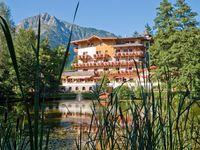 Urlaub Reisen  Österreich Tirol Landeck Hotel Tramserhof