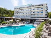 Urlaub Reisen  Italien Venetien Rimini Hotel Oxygen