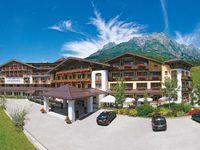 Urlaub Reisen  Österreich Salzburger Land Leogang Hotel Leonhard