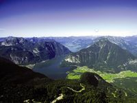 Urlaub Reisen  Österreich Oberösterreich Bad Goisern