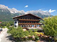 Urlaub Reisen  Österreich Tirol Ellmau Hotel Alte Post