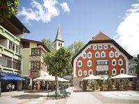 Urlaub Reisen  Österreich Salzburger Land Saalfelden