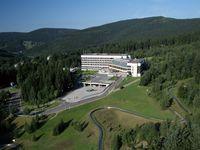 Urlaub Reisen  Tschechien Riesengebirge Spindlermühle Hotel Harmony Club