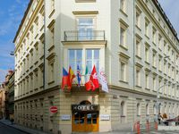 Urlaub Reisen  Tschechien Böhmen Prag (Städtereise) Hotel Chopin
