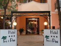 Urlaub Reisen  Italien Venetien Rimini Hotel Fra i Pini