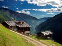 Urlaub Reisen  Italien Südtirol Vernagt
