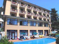 Urlaub Reisen  Italien Venetien Tignale Hotel Bellavista