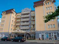 Urlaub Reisen  Ungarn Zala Héviz Hotel Palace