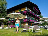 Urlaub Reisen  Österreich Salzburger Land Saalbach-Hinterglemm Hotel Eva Garden