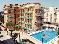 Urlaub Reisen  Italien Venetien Lido di Jesolo Hotel Kennedy