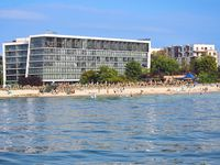 Urlaub Reisen  Polen Polnische Küste Kolberg Marine Hotel by Zdrojowa