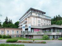 Urlaub Reisen  Deutschland Baden-Württemberg Bad Dürrheim BEST WESTERN Soleo-Hotel am Park