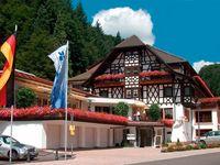 Urlaub Reisen  Deutschland Baden-Württemberg Bad Peterstal-Griesbach Flair-Hotel Adlerbad